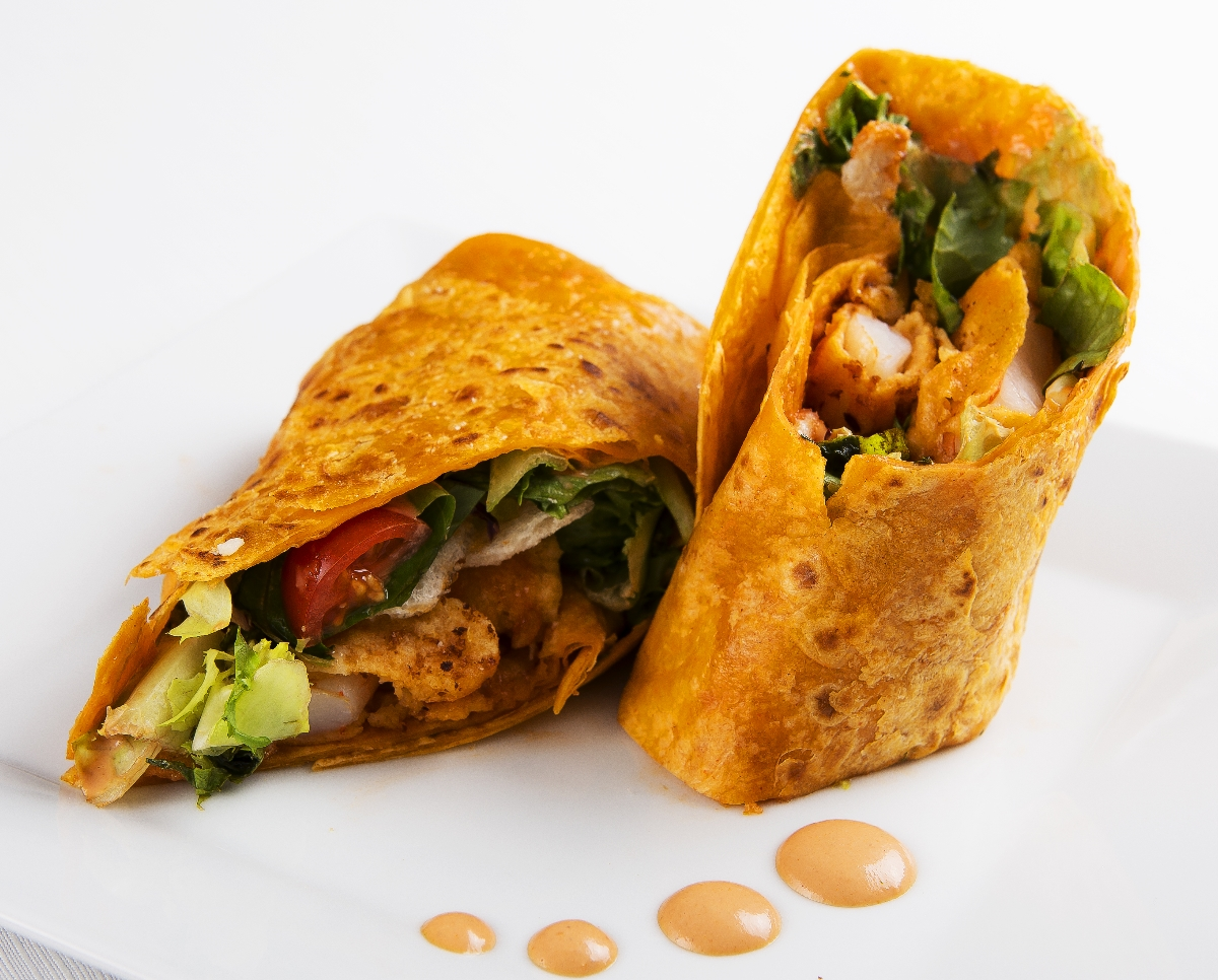 Burgerek / Tortilla